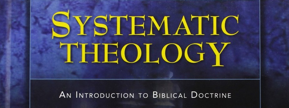 Wednesday Night Systematic Theology Study